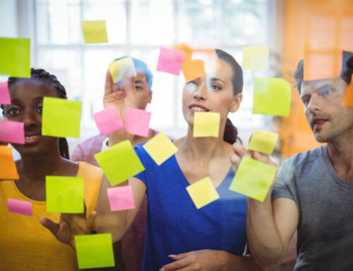 Esta nueva idea no concuerda con nuestra manera de hacer las cosas